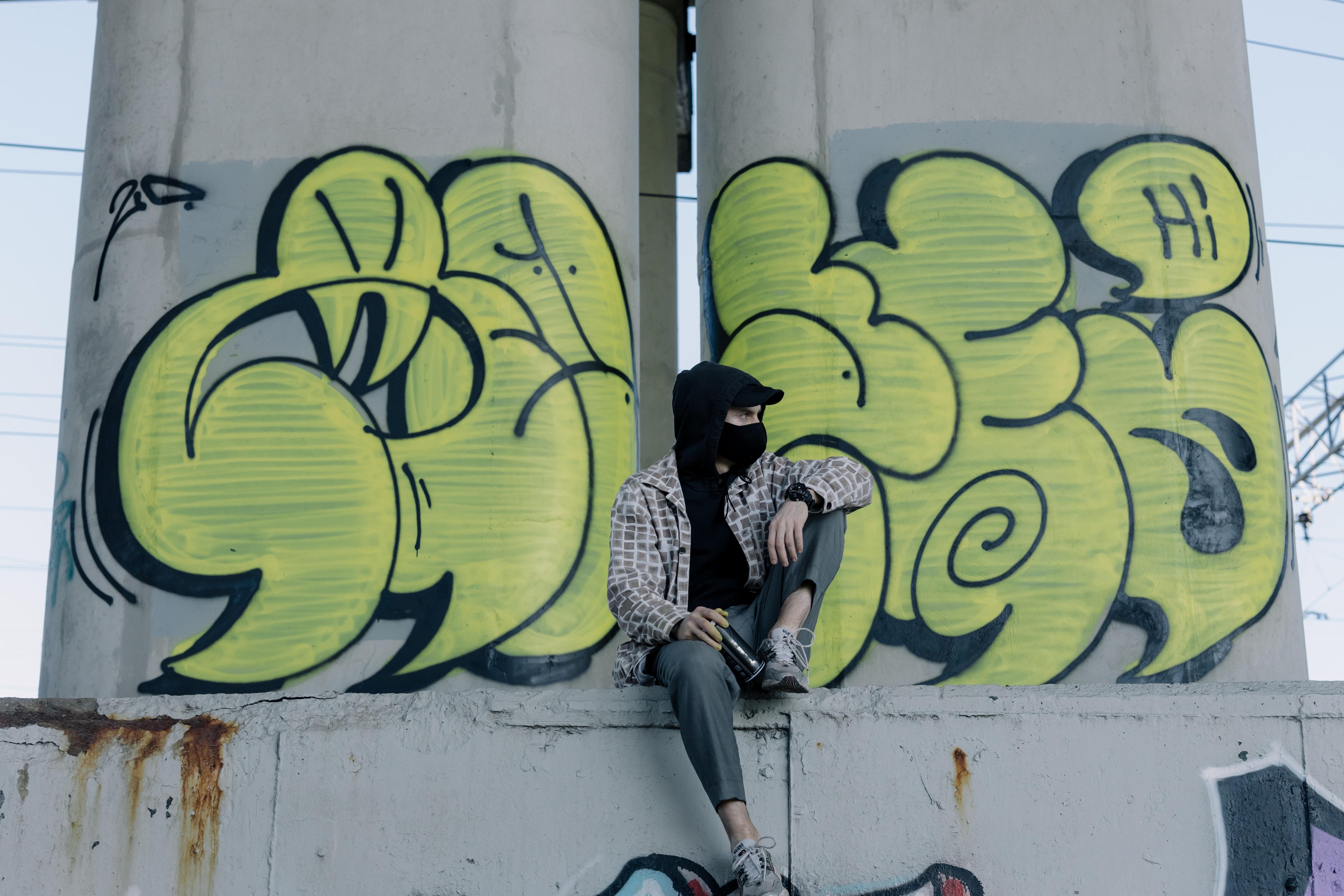 Hoe Werkt Graffiti Verwijderaar?